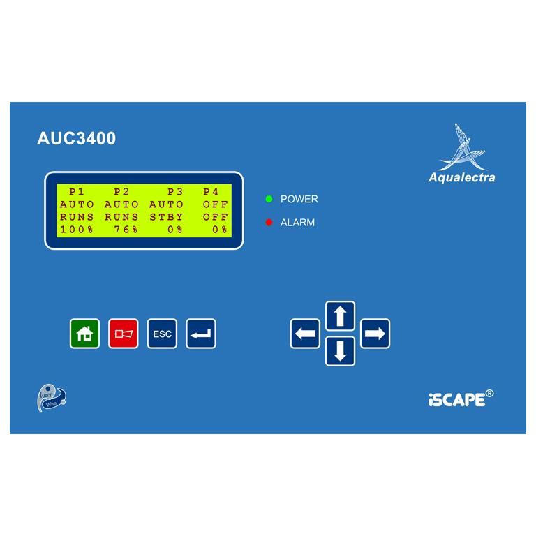 Pumpsmart Controls
